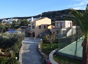 Villa Gloria, Villas  Hersonissos - big - 52