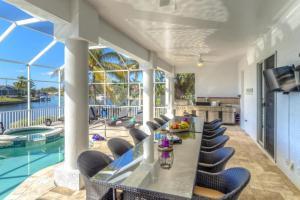 Villa VIP, Nyaralók  Cape Coral - big - 17