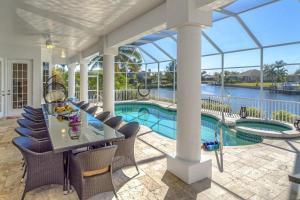 Villa VIP, Nyaralók  Cape Coral - big - 37