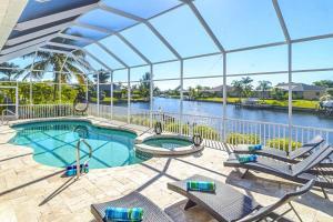 Villa VIP, Nyaralók  Cape Coral - big - 42