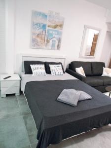 Beach House, Appartamenti  Eilat - big - 17