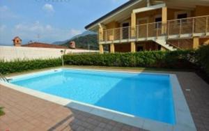 Attico with swimming pool