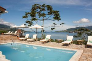 Hotel Vista Bella, Hotely  Ilhabela - big - 1