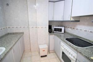 MANZANAERA 41, Appartamenti  Calpe - big - 8