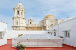 Apartamento Catedral Solarium