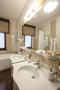 Park-Hotel Kidev, Hotely  Chubynske - big - 13