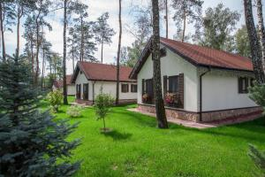 Park-Hotel Kidev, Hotely  Chubynske - big - 15