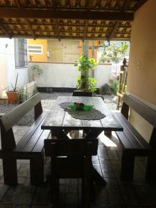 Casita Ana, Holiday homes  Bombinhas - big - 1