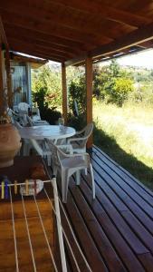 La casa de Ambika, Penziony  San Carlos de Bariloche - big - 11