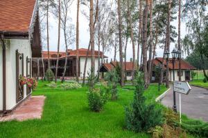 Park-Hotel Kidev, Hotely  Chubynske - big - 22