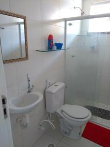 Apto Villa das Aguas, Apartments  Estância - big - 14