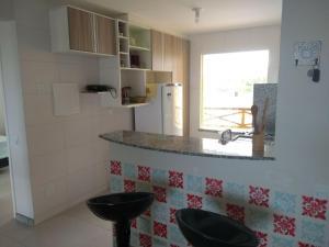 Apto Villa das Aguas, Apartments  Estância - big - 17