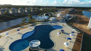 Apto Villa das Aguas, Appartamenti  Estância - big - 22