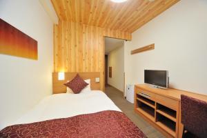 Tennen Onsen Taho-no-Yu Dormy Inn Niigata, Hotely  Niigata - big - 13