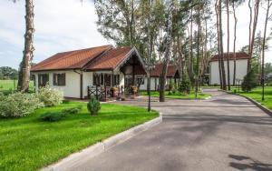 Park-Hotel Kidev, Отели  Чубинское - big - 16