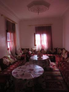 Casa rural Kasbah Des Pyramides, Hostels  Tinerhir - big - 98