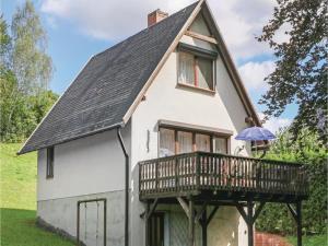 Holiday home Am Hasselberg V, Prázdninové domy  Schielo - big - 12