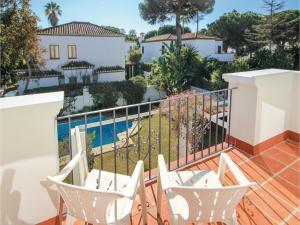 Villa Calle del Marco, Case vacanze  Estepona - big - 28