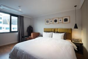 Brown-Dot Hotel Choeup, Hotely  Pusan - big - 5