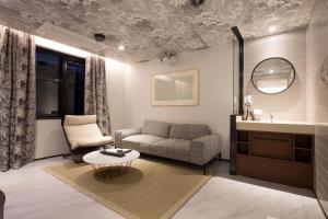 Brown-Dot Hotel Choeup, Hotely  Pusan - big - 16