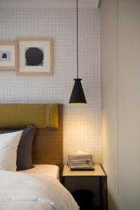 Brown-Dot Hotel Choeup, Hotely  Pusan - big - 18