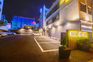 Brown-Dot Hotel Choeup, Hotely  Pusan - big - 22