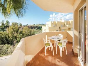 Apartment Riviera del Sol with Sea View 02, Ferienwohnungen  Sitio de Calahonda - big - 14
