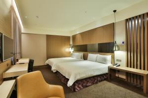 Hotel Intrendy, Hotels  Taishan - big - 54