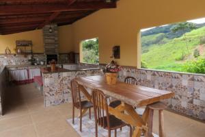 Fazenda Serra Verde Carangola, Guest houses  São Manuel de Carangola - big - 5