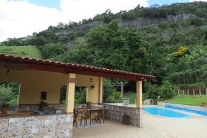 Fazenda Serra Verde Carangola, Guest houses  São Manuel de Carangola - big - 3