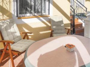 Two-Bedroom Holiday Home in Camposol/Mazarron, Ferienhäuser  Camposol - big - 19