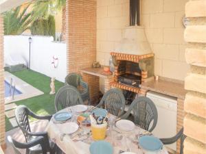 Two-Bedroom Holiday Home in Camposol/Mazarron, Ferienhäuser  Camposol - big - 22