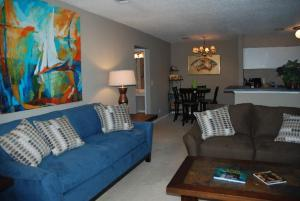 Ocean Walk Resort 1BR MGR American Dream, Апартаменты  Saint Simons Island - big - 10