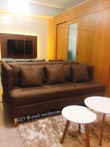 Kozy at Shell Residences, Apartmány  Pasay - big - 2