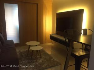 Kozy at Shell Residences, Apartmány  Pasay - big - 5