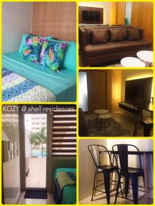 Kozy at Shell Residences, Apartmány  Pasay - big - 8