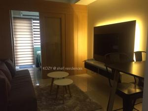 Kozy at Shell Residences, Apartmány  Pasay - big - 11