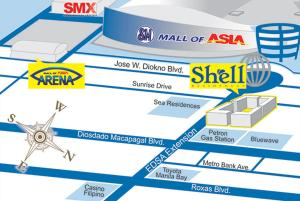 Kozy at Shell Residences, Apartmány  Pasay - big - 12