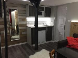 Apartment with shower and kitchenette - Assador