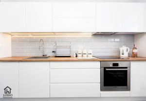 Lusso Bianco Apartament