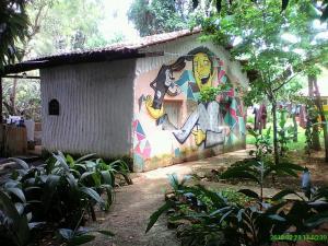 Hostel Moinho, Хостелы  Алту-Параизу-ди-Гояс - big - 18