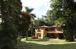 Pousada Solar dos Vieiras, Guest houses  Juiz de Fora - big - 58