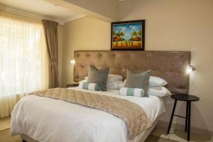 Rom Comfort med 1 king-size-seng eller 2 enkeltsenger