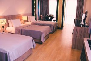 Отель Гянджали Плаза