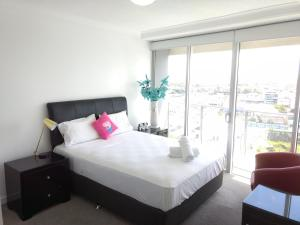 Modern Highrise Apartment Resort