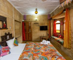 Hotel Shahi Palace, Отели  Джайсалмер - big - 21