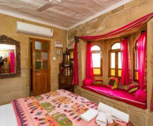 Hotel Shahi Palace, Отели  Джайсалмер - big - 23