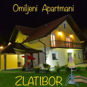 Omiljeni Apartments, Appartamenti  Zlatibor - big - 32