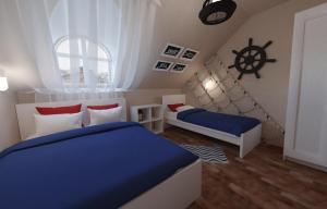 NW Port, Hostels  Saint Petersburg - big - 33