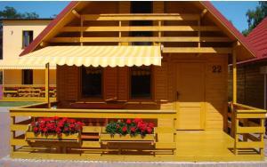 Domki - Ośrodek Wypoczynkowy Oliwia